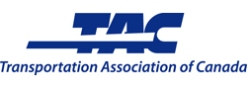Transportation Association of Canada (TAC) / Association des transports du Canada (ATC)